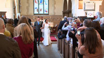 wedding videographer Thames Ditton 5