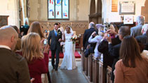 wedding videography Thames Ditton 5
