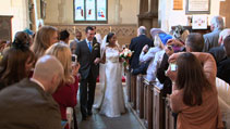 wedding videography Thames Ditton 3