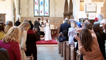 wedding videographer Thames Ditton 2