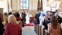 wedding videographer Thames Ditton 3