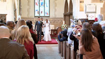 wedding videographer Thames Ditton 4